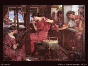 john_william_waterhouse_044_penelope_e_la_tela_19121